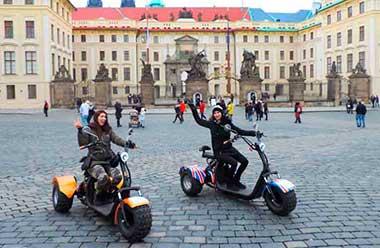 Trike harley tours