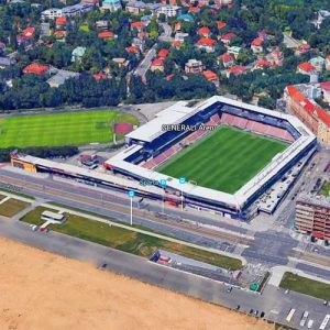 AC Sparta Prague football stadium