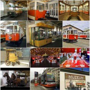 Public Transport Museum of Prague
