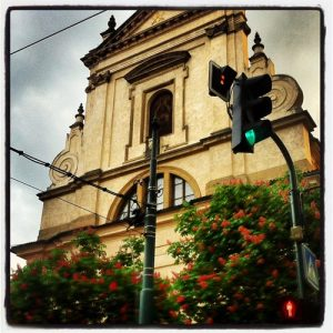 Discalced Carmelite Church