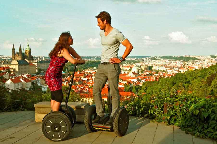 Segway Fun Prague ride