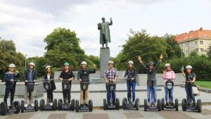 Segway tours in Prague