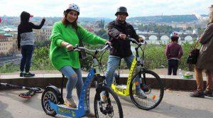 Viewpoint tour in Prague